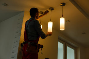 electrical lighting installation and lighting repair services W3 Electric