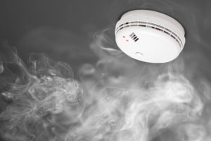 smoke detector installation services W3 Electric