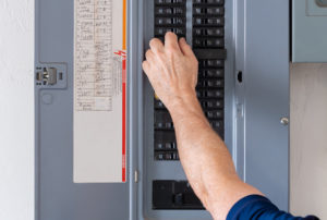 electrical panel upgrade W3 Electric